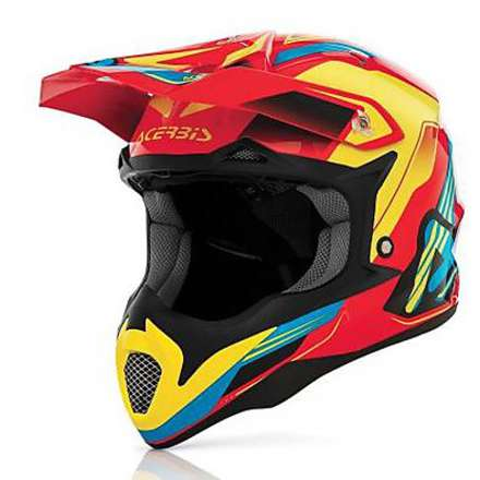 Casque Kryptonite Acerbis