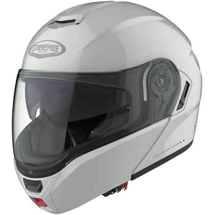 Casque Levante metal blanc Caberg