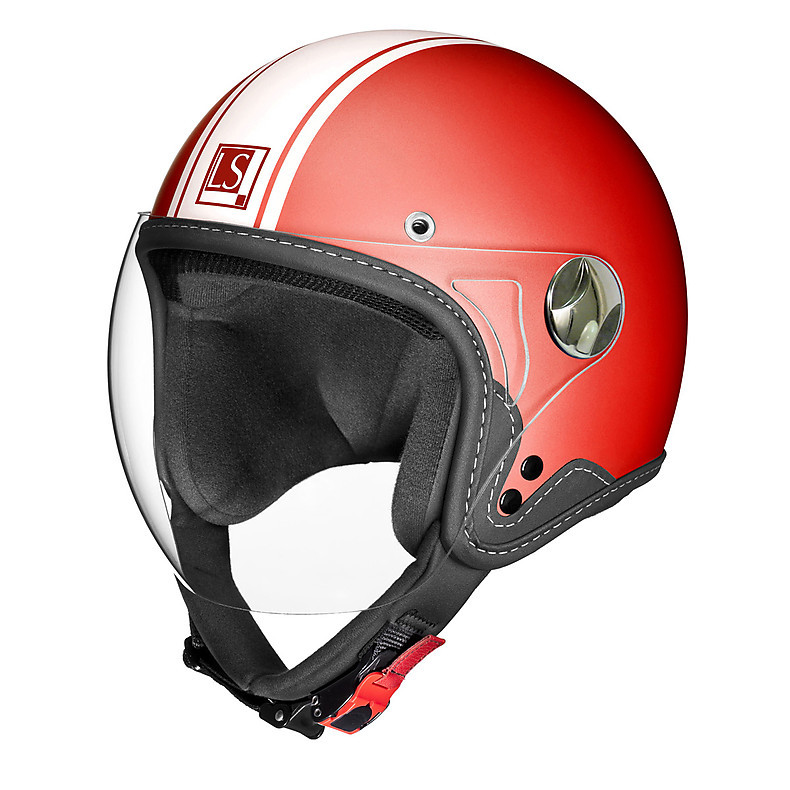 Casque LS Junior Rouge MAX - Helmets