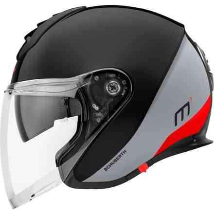 Casque M1 Gravity Rouge Schuberth