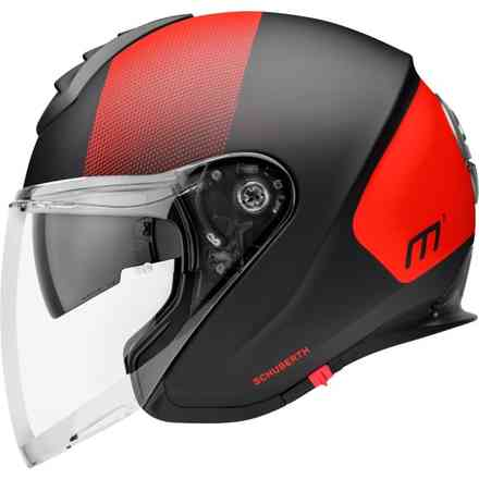 Casque M1 Resonance Rouge Schuberth