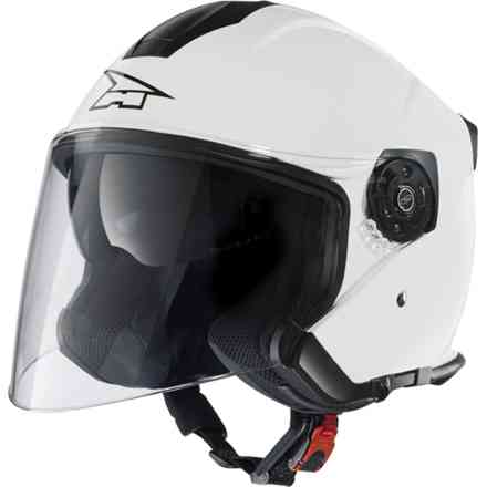 Casque Mirage blanc Axo