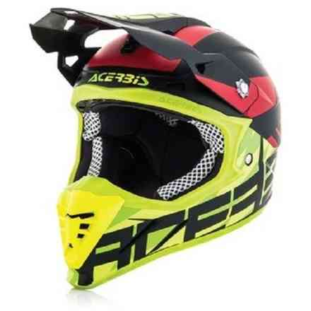 Casque motocross Profile 3.0 BlackMamba Acerbis