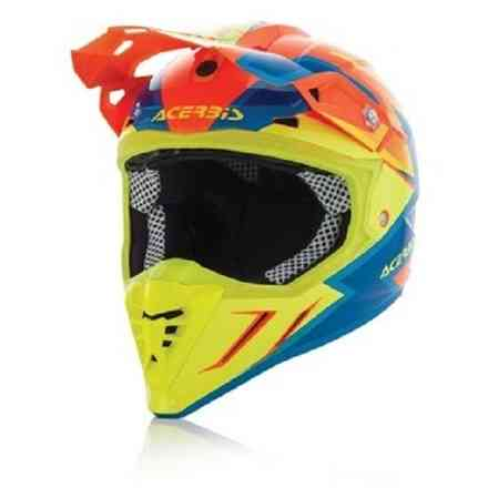 Casque motocross Profile 3.0 Snapdragon Acerbis
