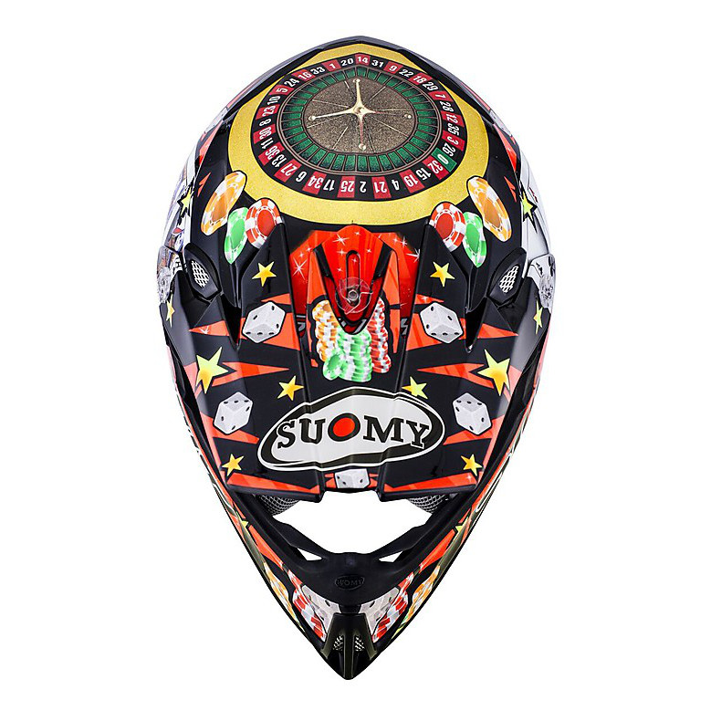 Casque Mr Jump Jackpot noir Suomy