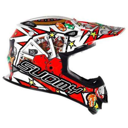 Casque Mr Jump Jackpot White Suomy