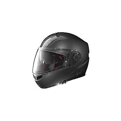 Casque N104 Absolute Classic  N-Com  lava grey Nolan