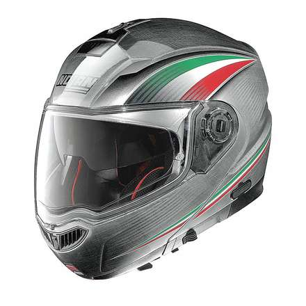 Casque N104 Absolute Italy N-Com  Nolan