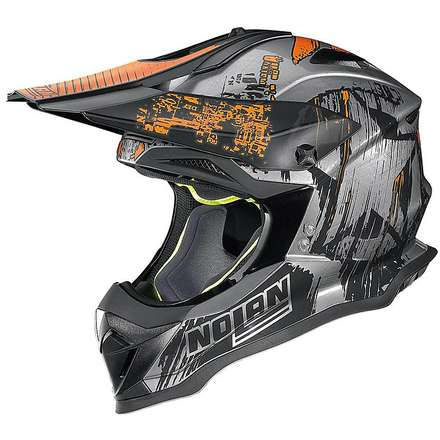 Casque N53 Cliffhanger  Nolan