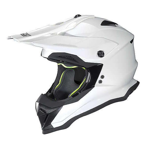 Casque N53 Smart Blanc Nolan