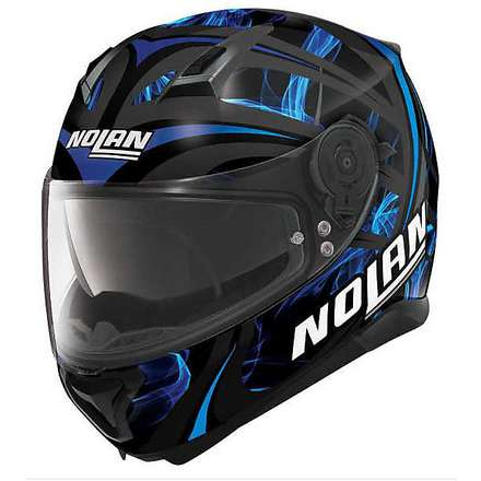 Casque N87 Ledlight  N-com Nolan