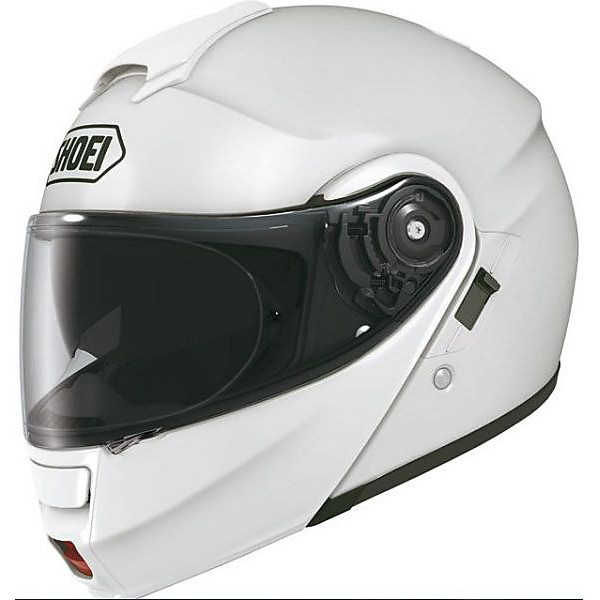 Casque Neotec White Shoei