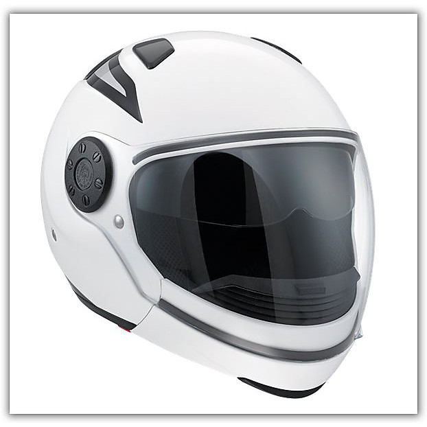 Casque  New-Jack 70'S Blanc Diesel