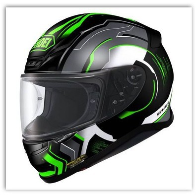 Casque NXR Isomorph Shoei