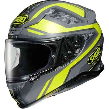 Casque Nxr Parameter Tc-3 Shoei