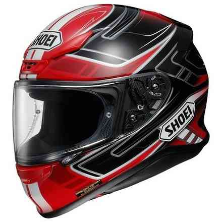 Casque Nxr Valkyrie Tc-10 Shoei