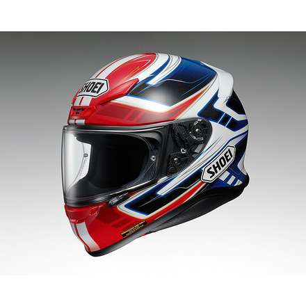 Casque Nxr Valkyrie Tc-1 Shoei