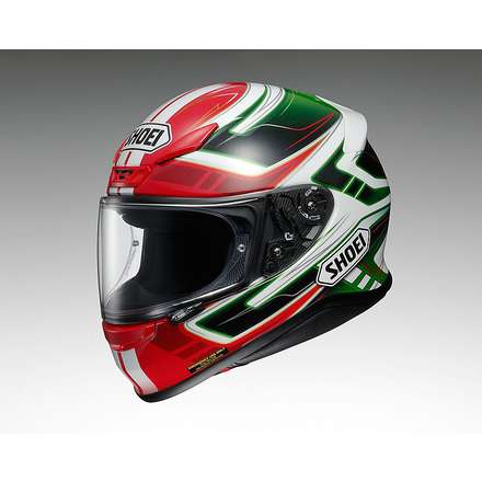 Casque Nxr Valkyrie Tc-4 Shoei