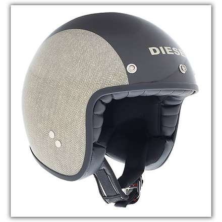 Casque Old-Jack Herringbone Diesel