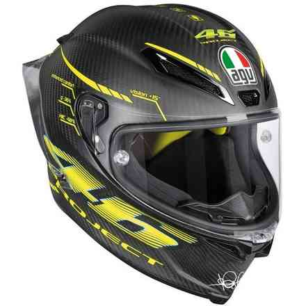 Casque Pista GP R Project 46 2.0  Agv