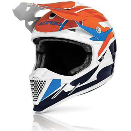 Casque Profile 2.0 orange Acerbis