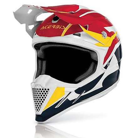 Casque Profile 2.0 rouge Acerbis