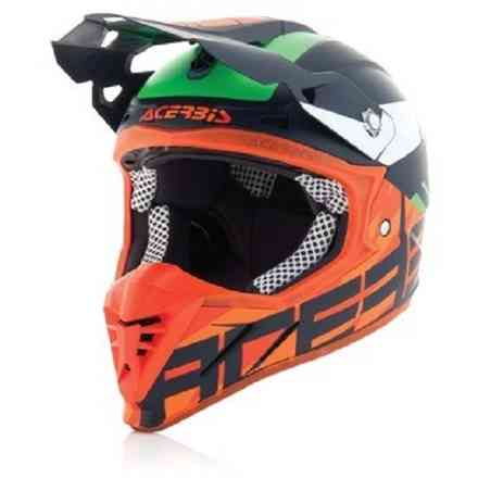 Casque Profile 3.0 Blackmamba  Acerbis