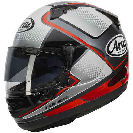 Casque Qv-Pro Box Rouge Arai