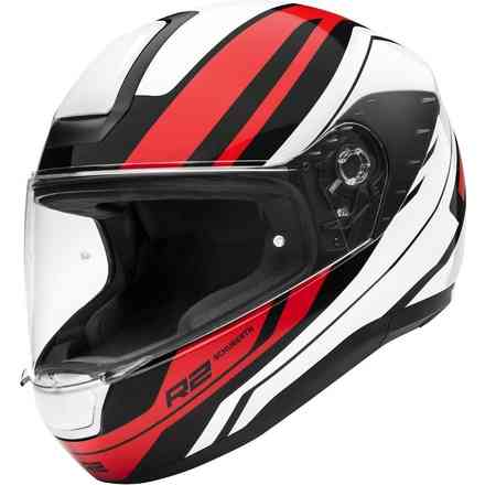 Casque R2 Enforcer rouge Schuberth