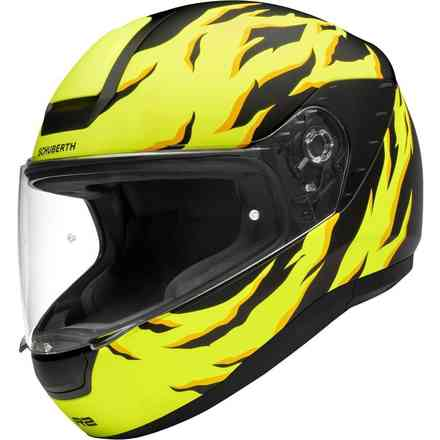Casque R2 Renegade jaune Schuberth