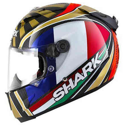 Casque Race-R Pc Champion du Monde Zarco Shark