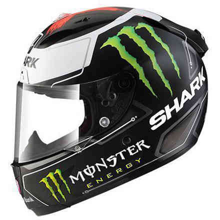 Casque Race-R Pro Lorenzo Monstre Mat Shark