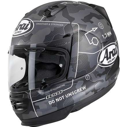 Casque Rebel Command Arai