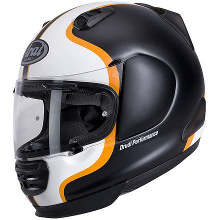 Casque Rebel Heritage Blanc Arai