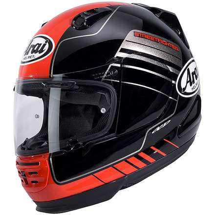 Casque Rebel Street Rouge Arai