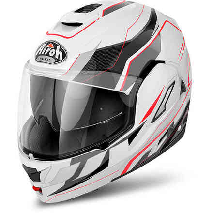 Casque Rev Revolution blanc Airoh