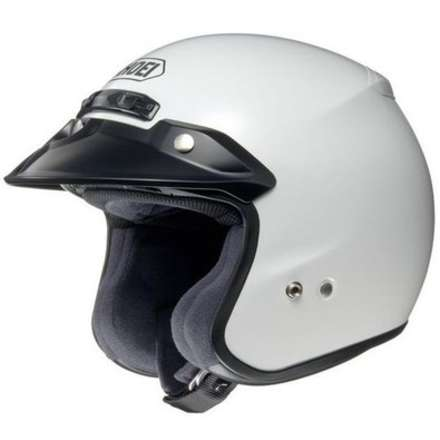Casque Rj Platinum-r White Shoei