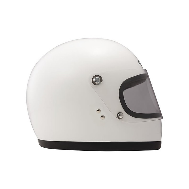 Casque Rocket Blanc DMD