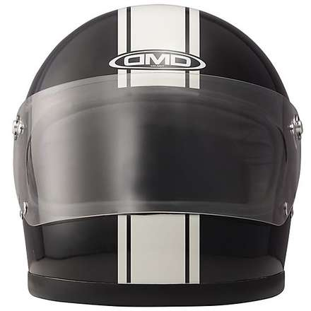 Casque Rocket Racing Noir  DMD