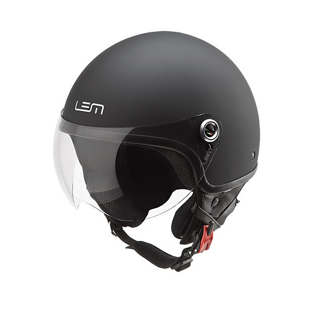 Casque Roger Black Powder LEM