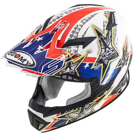 Casque Rumble Tex Suomy