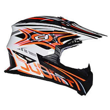 Casque Rumble Vision Orange Suomy