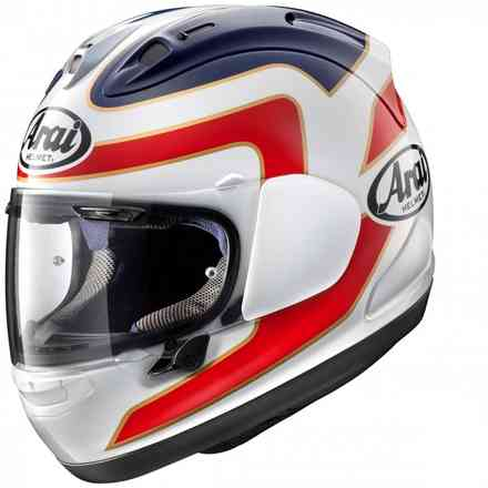 Casque Rx- 7V Replica Spencer 30Th Arai