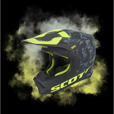 Casque Scott 550 Camo Ece Scott