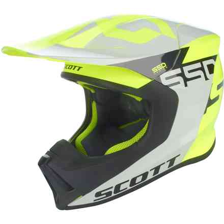Casque Scott 550 Woodblock Ece Scott