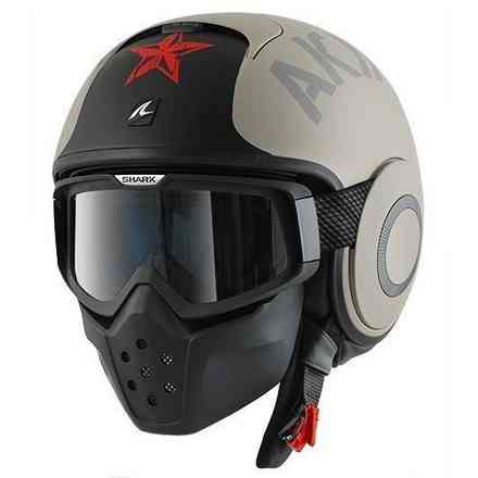 Casque Shark Drak Mat Soyouz Shark