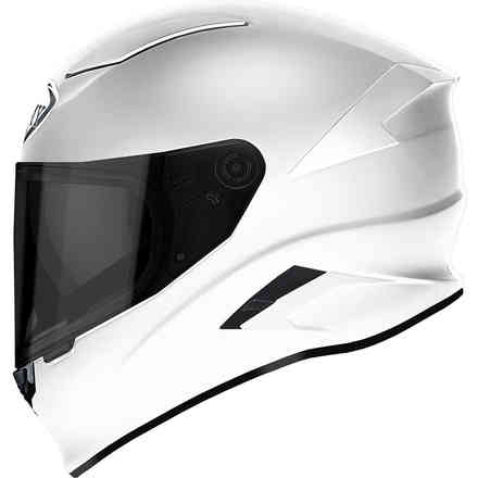 Casque Speedstar Plain blanc Suomy