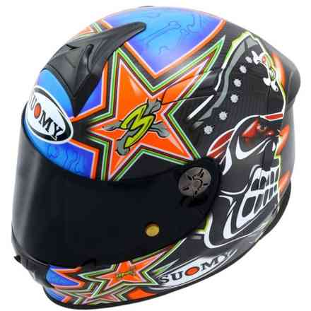 Casque SR Sport Carbon Replica Biaggi Suomy