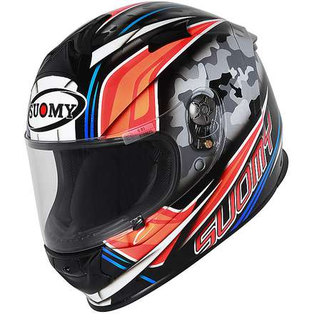 Casque SR Sport Mimetic Suomy