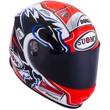 Casque SR Sport New Dovi Replica blue Suomy